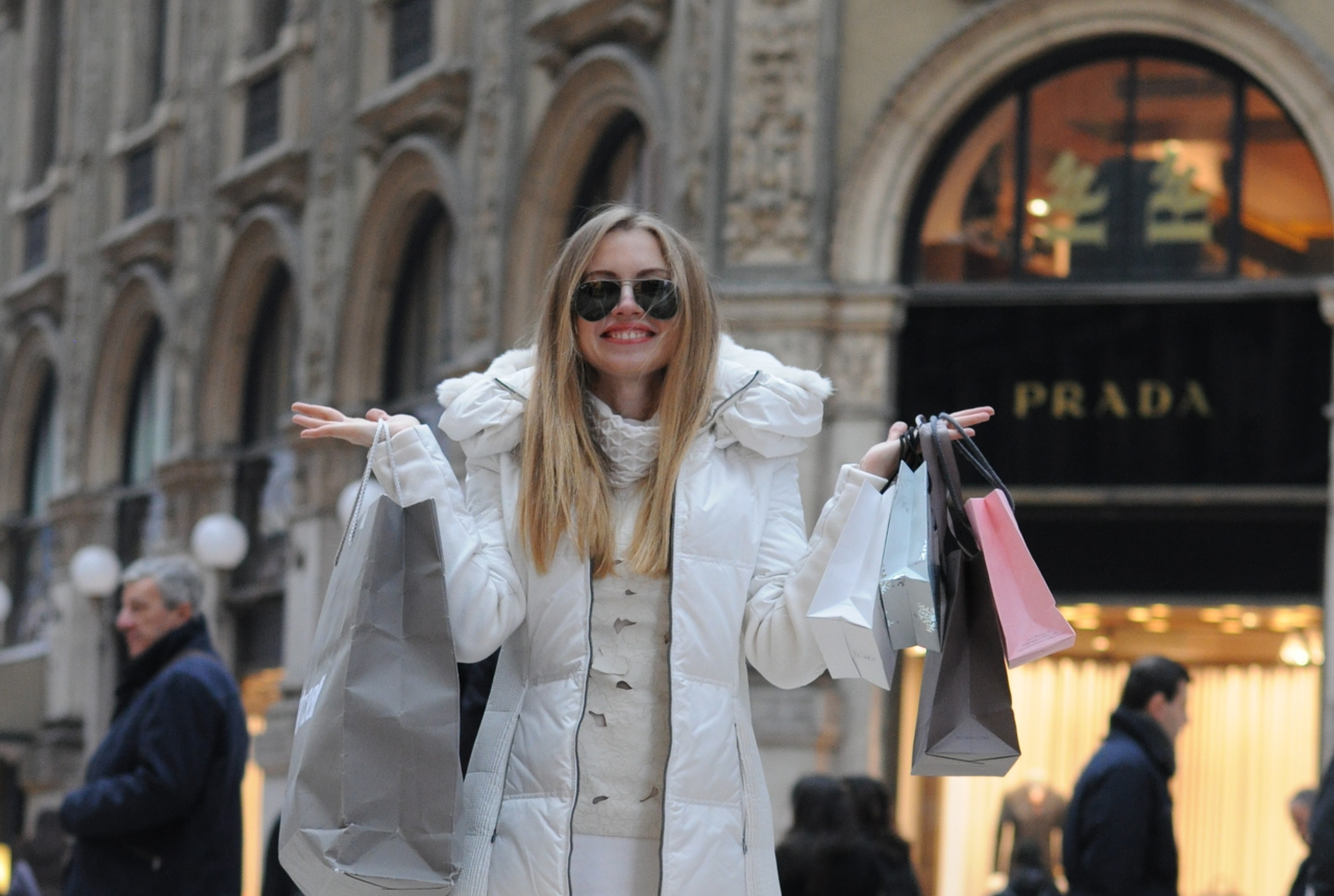Shopping In Italy How To Get Happiness Bespoqe