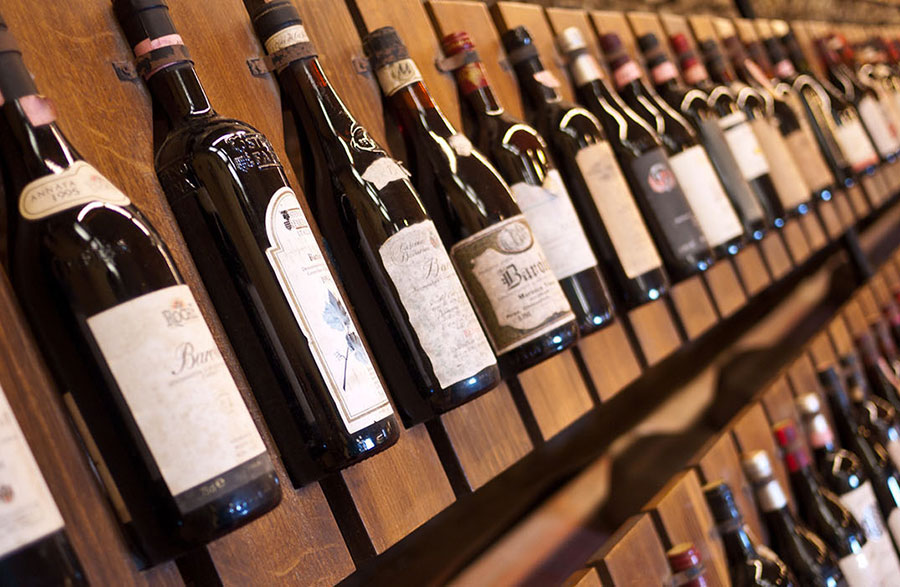 Barolo and Barbaresco wines
